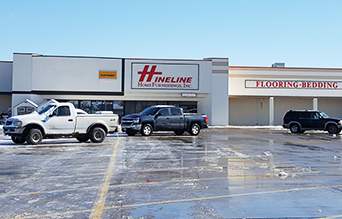 Hineline Home Furnishings is your premiere flooring and furniture store in Maryville, Missouri