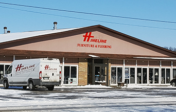 Hineline Home Furnishings is your premiere flooring and furniture store in Shenandoah, Iowa